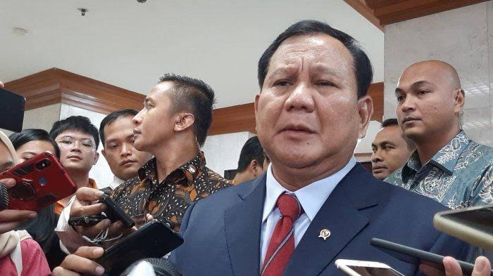 Soal Prabowo Bakal Nyapres Lagi, Riza Patria: Itu Harapan Kader Gerindra